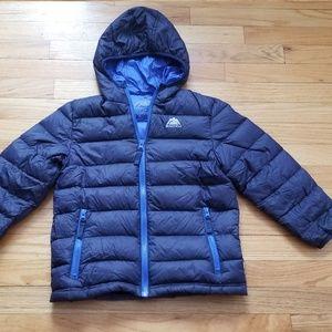 Snozu winter Down jacket Kids Size XS 5-6